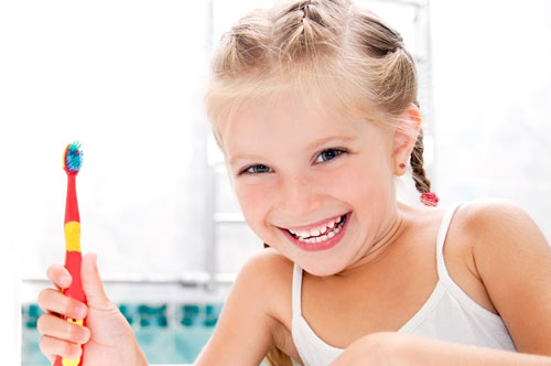 Start the New School Year with Healthy Smiles